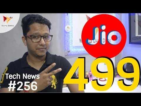 Tech News of The Day #256 -Jio 499 Plan,Sony a7R III,Airtel VOLTE,Google Pixel Pre Order - Data Dock - 동영상