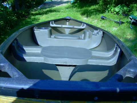 Old Town Kayaks For Sale >> Flat-Back Canoe Review - YouTube