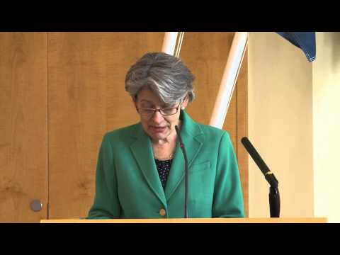 Irina Bokova: From language to knowledge: how to mobilize our ultimate renewable resource?