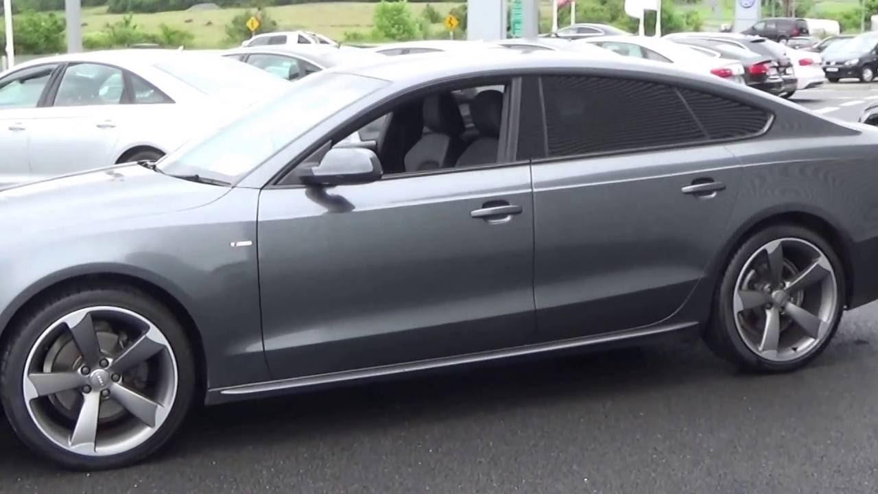 Cmg Audi Sligo 151t2083 Audi A5 Sportback 2 0tdi S Line