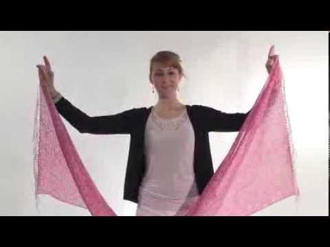 10 cách quàng khăn đẹp