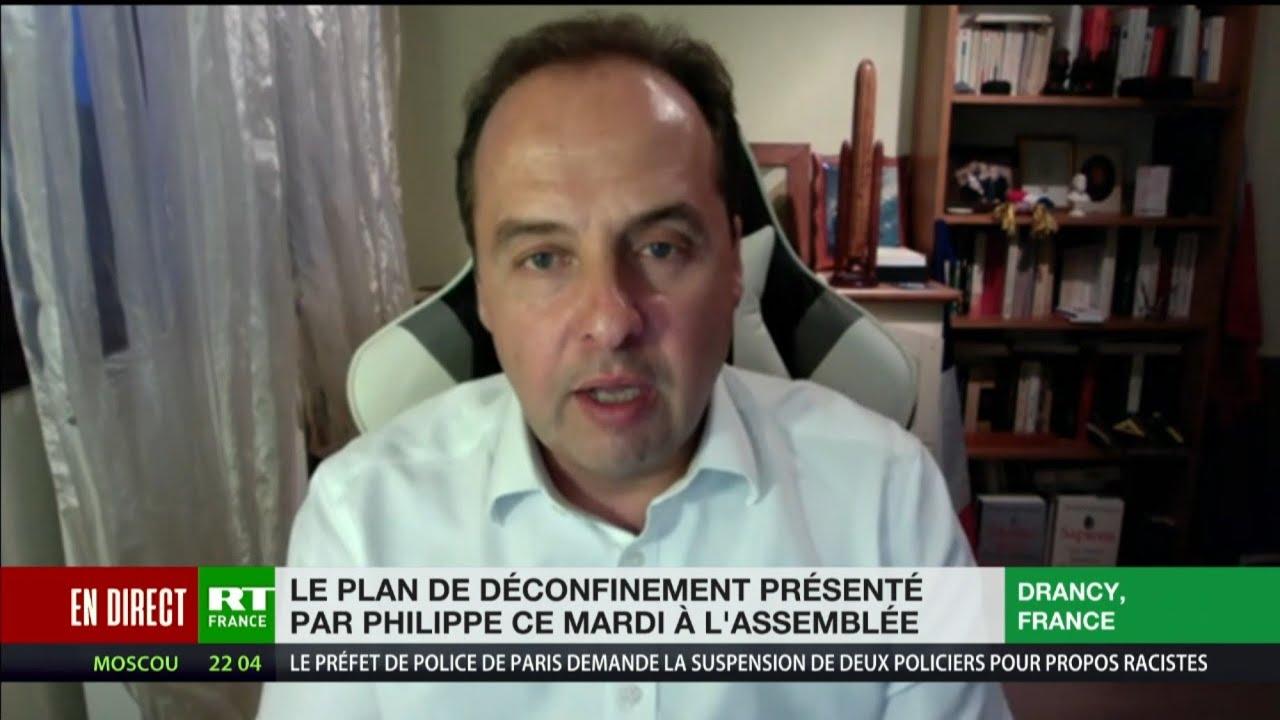 Plan de déconfinement : «On est revenu à l'autoritarisme du début du quinquennat»