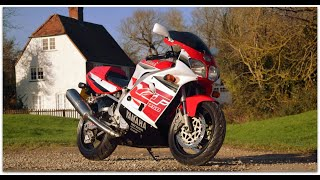 FOR SALE £2,995 (NOW SOLD) Rare 1998 Yamaha YZF750 just 20,700 miles