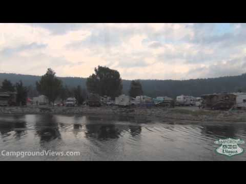 CampgroundViews.com - Holloways Marina & RV Park in Big Bear Lake California