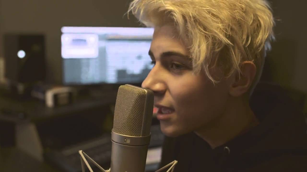 Lukas Rieger: Lukas Rieger Love Yourself Justin Bieber Cover