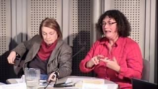 Table-ronde 1 (4/8): Pre Florence Piron, Association science et bien commun(, 2013-01-10T21:41:04.000Z)