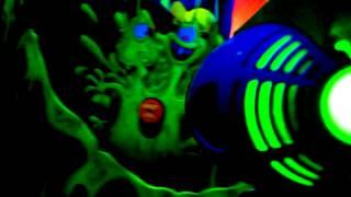 Buzz Lightyear Astro Blasters Hong Kong Disneyland