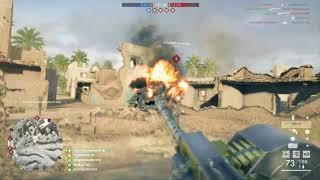 Battlefield 1 - Conquest - Suez - Behind Ennemy Lines