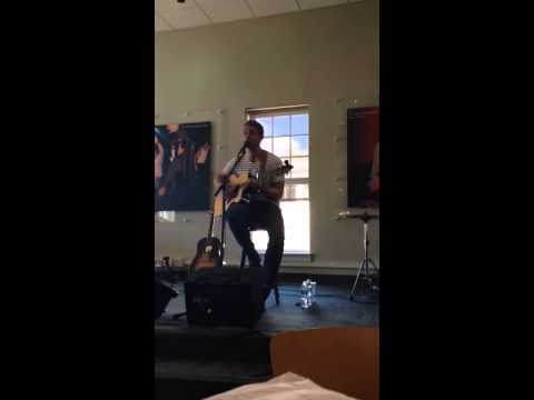Brett Young (Live at UNCW) - If This Were A Love Song