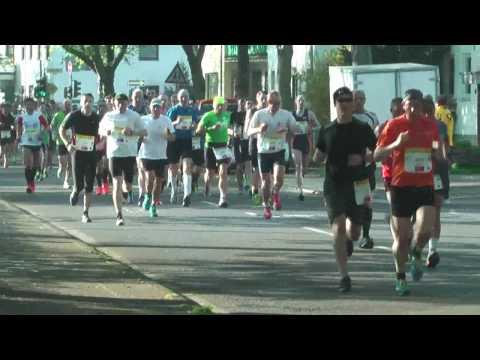 Deutsche Post Marathon Bonn 2014