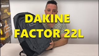 видео Рюкзаки Dakine