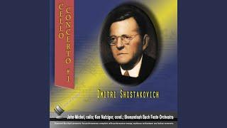 Cello Concerto No. 1 in E-Flat Major, Op. 107: III. Cadenza & IV