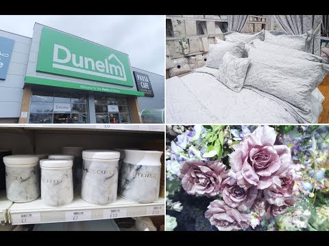 Come Home Shopping With Me In Dunelm | April 2019