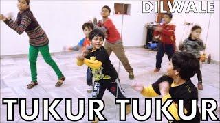 Tukur Tukur - Dilwale | Shah Rukh Khan | Kajol | Freestyle Dance Choreography | G M Dance Centre