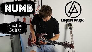 Numb - Linkin Park - Emotional Guitar Cover
