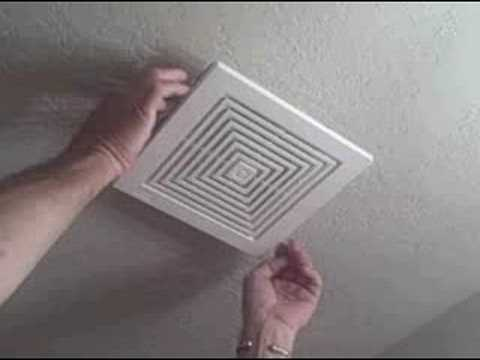 CBH Homes: How to clean ceiling exhaust fan