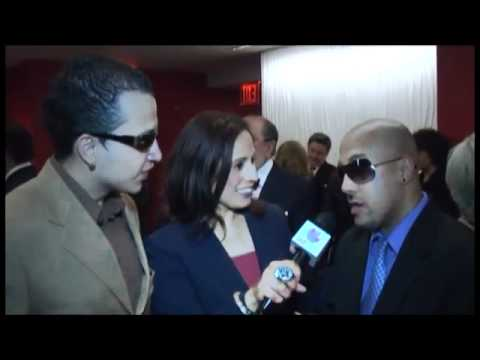 Evolucion interview at the 2012 Latin Ace Awards!