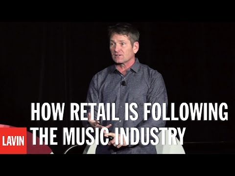 Douglas Stephens: How Retail Is Following the Music Industry