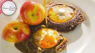 BEST TASTING PANCAKES IN THE WORLD | Apple Protein Pancakes Recipe 25 g Protein