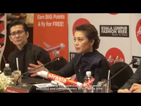 AirAsia Runway Ready Designer Search 2016: Episode 6 – Auditions in Bangkok