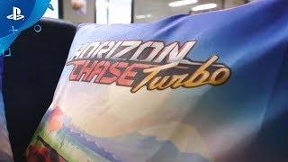 Horizon Chase Turbo - Inside Aquiris Studio | PS4