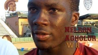 Meet Nelson Agholor, USC, WR