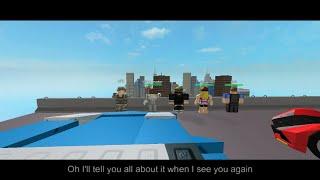 Siehe Sie Again-Roblox Musikvideo(HD)