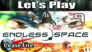 Endless Space Cease Fire -9 (Space Strategy Games)