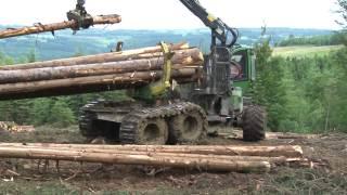 Jouck AG/SA - Improvisieren einer Brücke und Teamwork mit LKW Fahrer