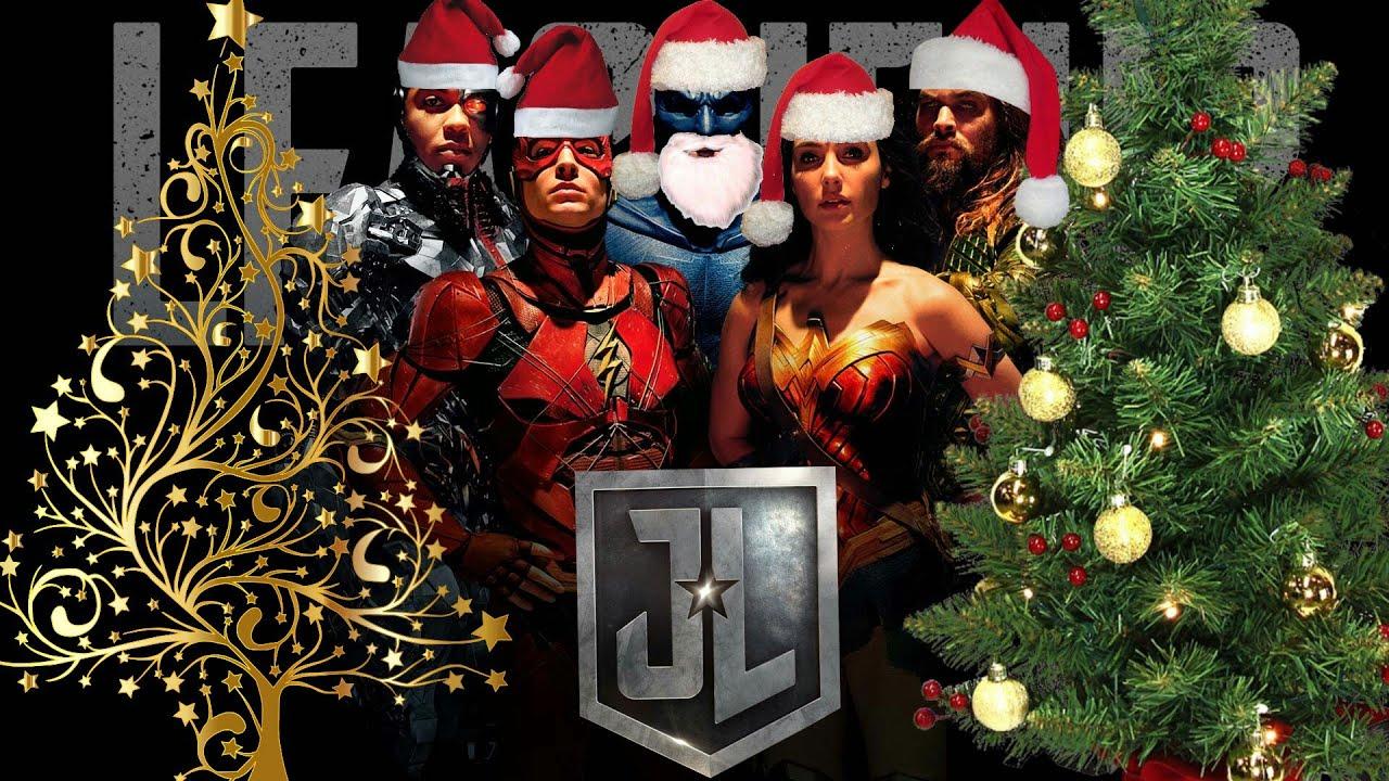 12 Days of Justice League - Music Video (Christmas Carol Parody ...