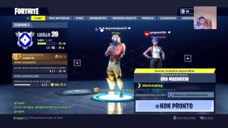 LIVE ON FORTNITE NEW PATCH ET NOUVEAU MODE AVEC OSPITE