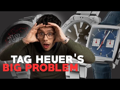 Tag Heuer's Biggest Problem?