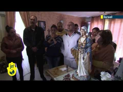 Virgin Mary Miracle In Israel: Statue Reportedly Shedding Tears In Northern Israeli Christian Home