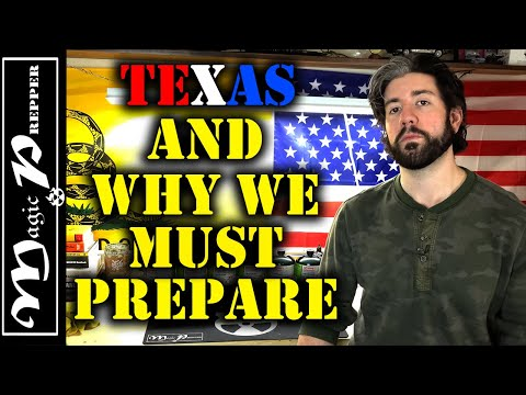 What We Can Learn From The Emergency In Texas | Preparedness Is Key