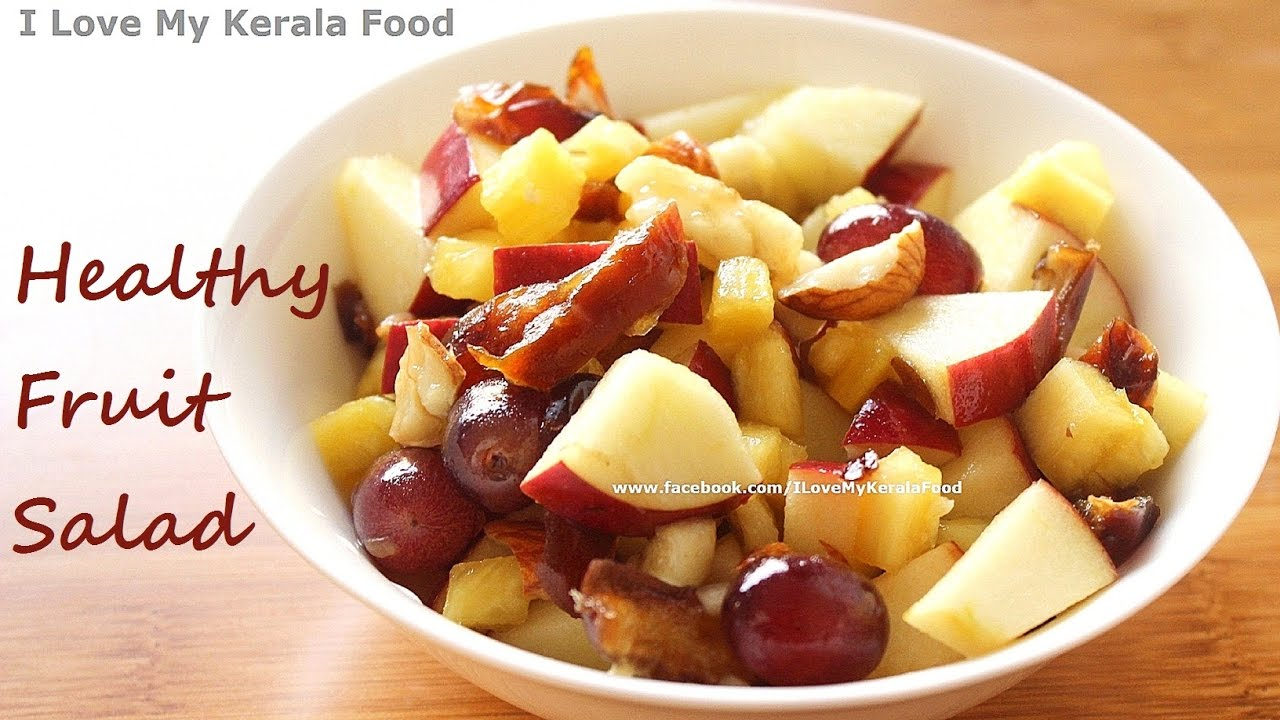 Healthy fruit salad chinnuz i love my kerala food youtube healthy fruit salad chinnuz i love my kerala food forumfinder Image collections