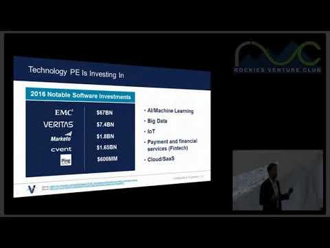 Software PE Investing Summit: Keynote Speech