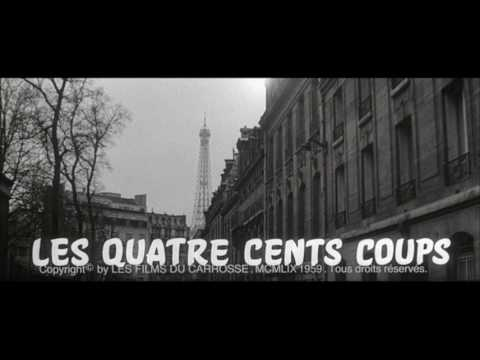 Les Quatre Cents Coups (The 400 Blows) - Generique Et Car De Police