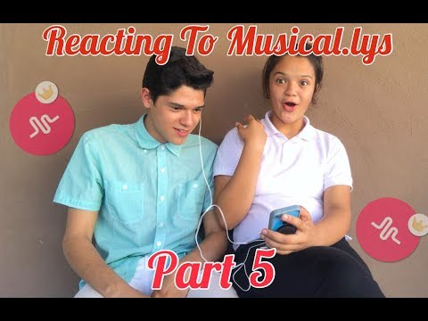 Reacting to your musical.lys !! Part 5