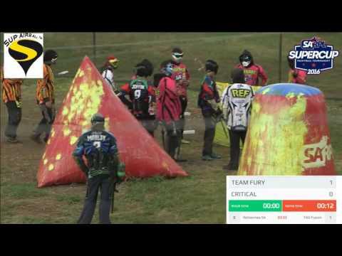 SuperCup 2016: Critical vs Team Fury (Finals)