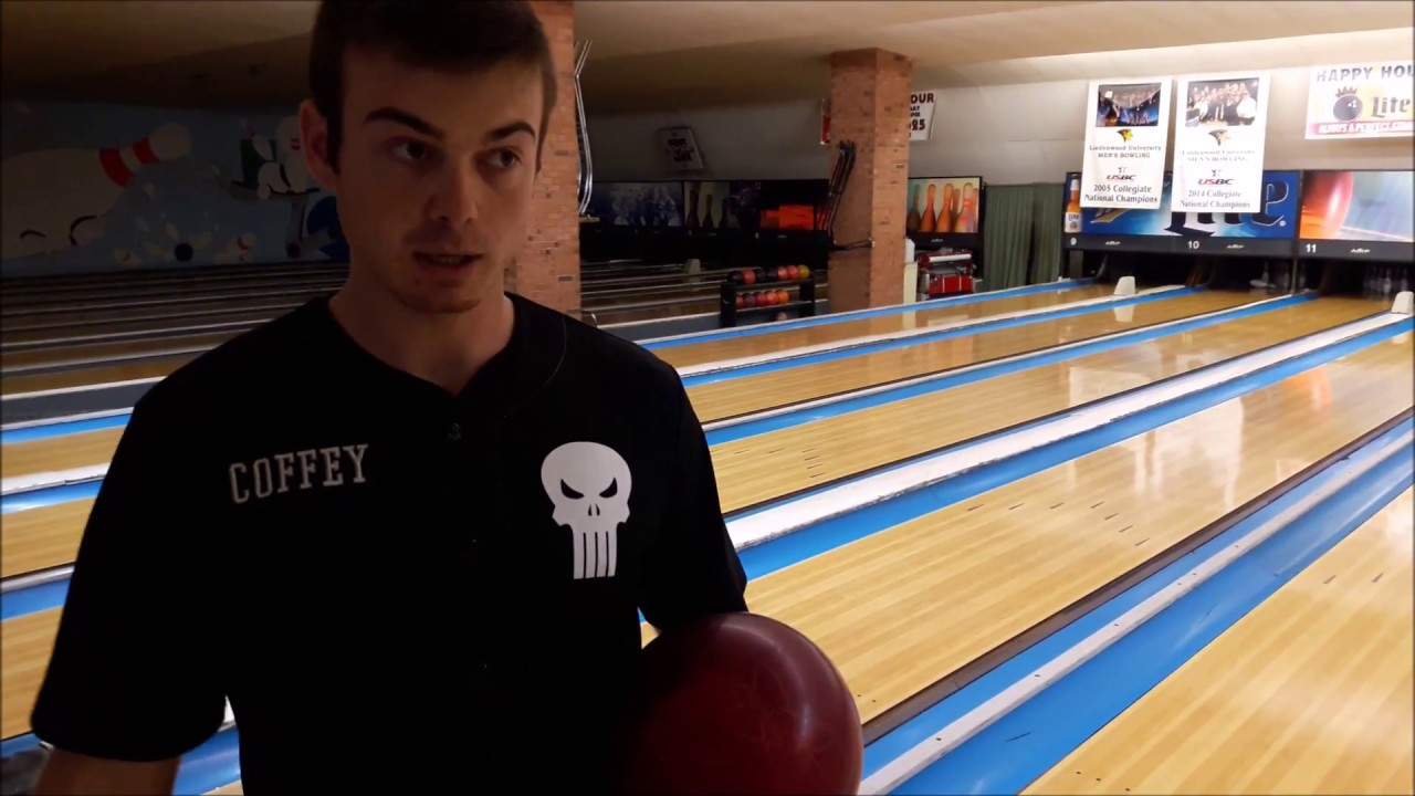 Track Kinetic Ruby Bowling Ball Review Youtube