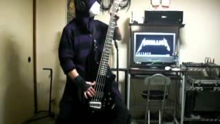 Metallica - Creeping Death 【Bass cover】