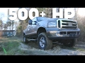 500+ HP FORD F250