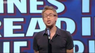 UNLIKELY LINES TO READ IN THE BIBLE - Mock the Week Series 9 Episode 2 - BBC Two thumbnail