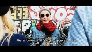 Graffiti und Street Art Berlin - DEBBI NYX
