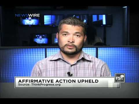 FSTV Newswire - July 6th, 2011: MADE IN CHINA  COURT UPHOLDS AFFIRMATIVE ACTION