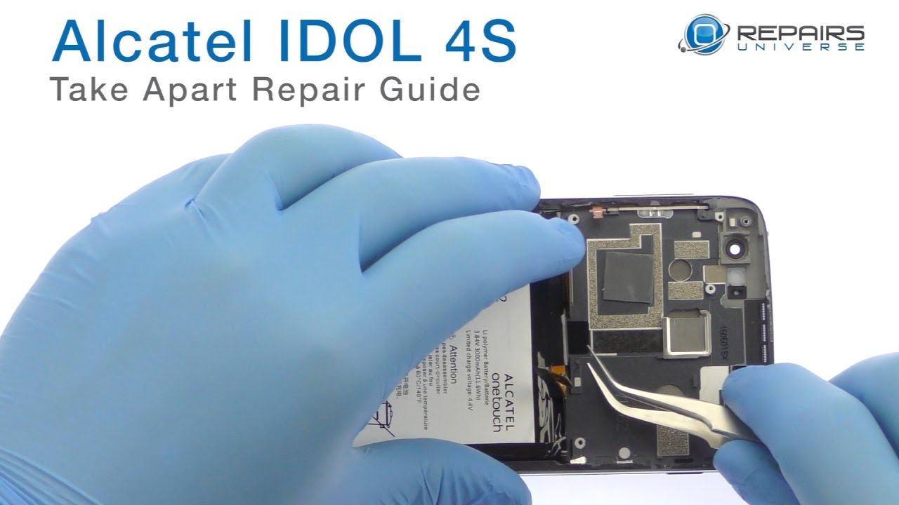 Alcatel Idol 4 Tools Videos - Waoweo