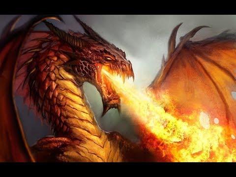 Драконы - версии происхождения.