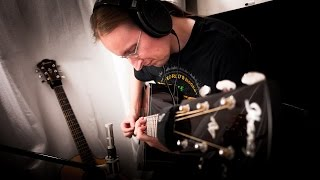 Wintersun - Loneliness (Winter) Acoustic Making-Of