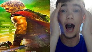 Thor Ragnarok Official Trailer REACTION!