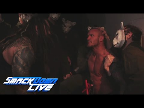 Bray Wyatt unleashes a dark ritual on Randy Orton: SmackDown LIVE, March 21, 2017